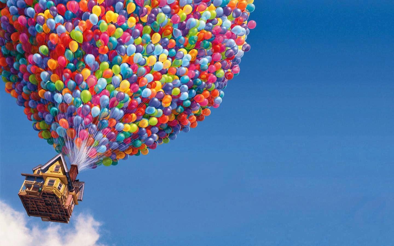 Ideas para decorar con globos de colores | Decorar en familia | DEF Deco