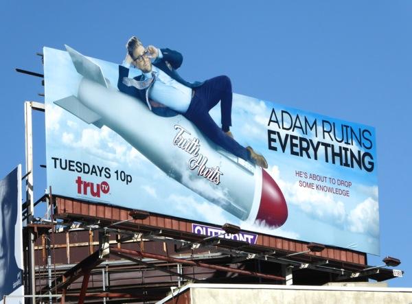 Adam Ruins Everything season 1 billboard