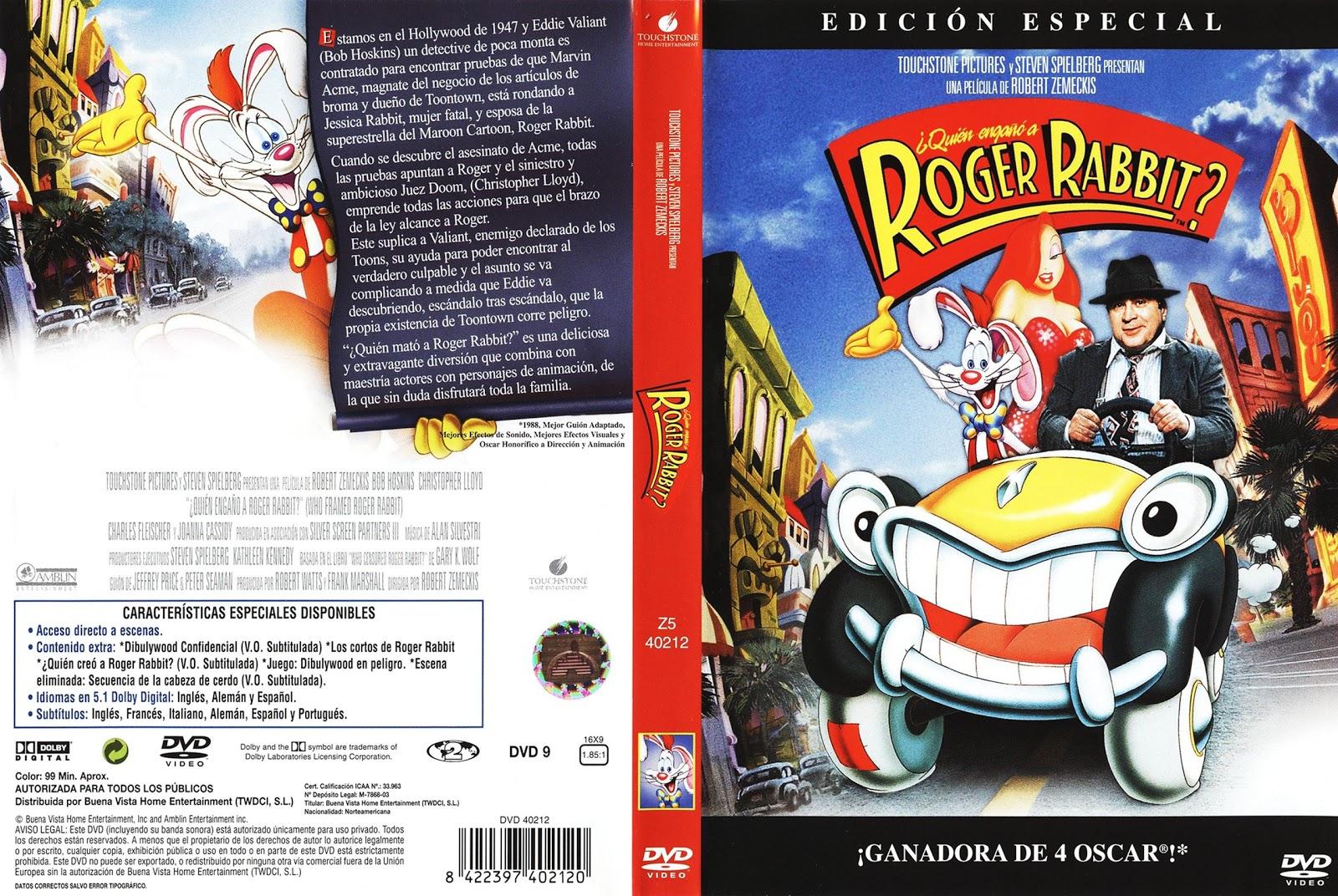 TÓMBOLA DISNEY: ¿Quién Engañó a Roger Rabbit?