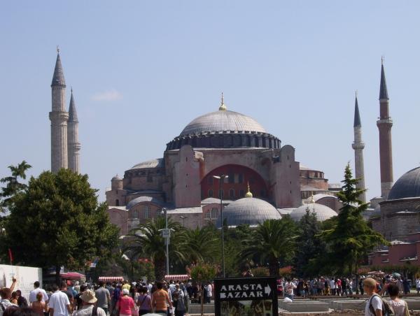 Majówka 2013 Turcja