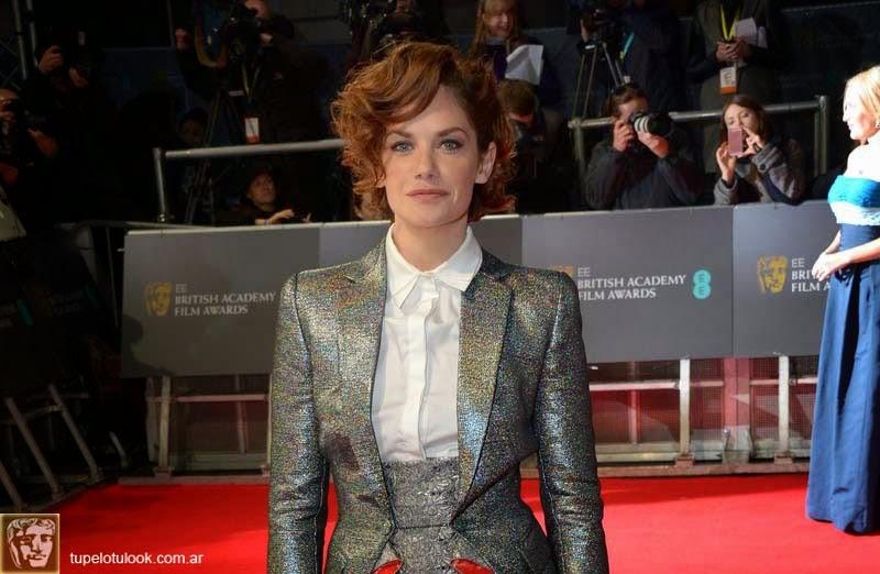 cortes de pelo premios BAFTA 2014