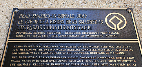 head smashed in buffalo jump alberta