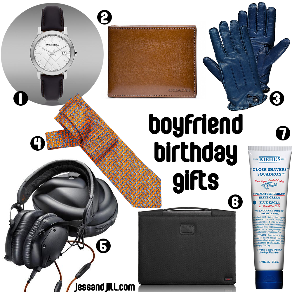 Birthday ideas for boyfriend pinterest birthday gifts for for Presents for boyfriends birthday
