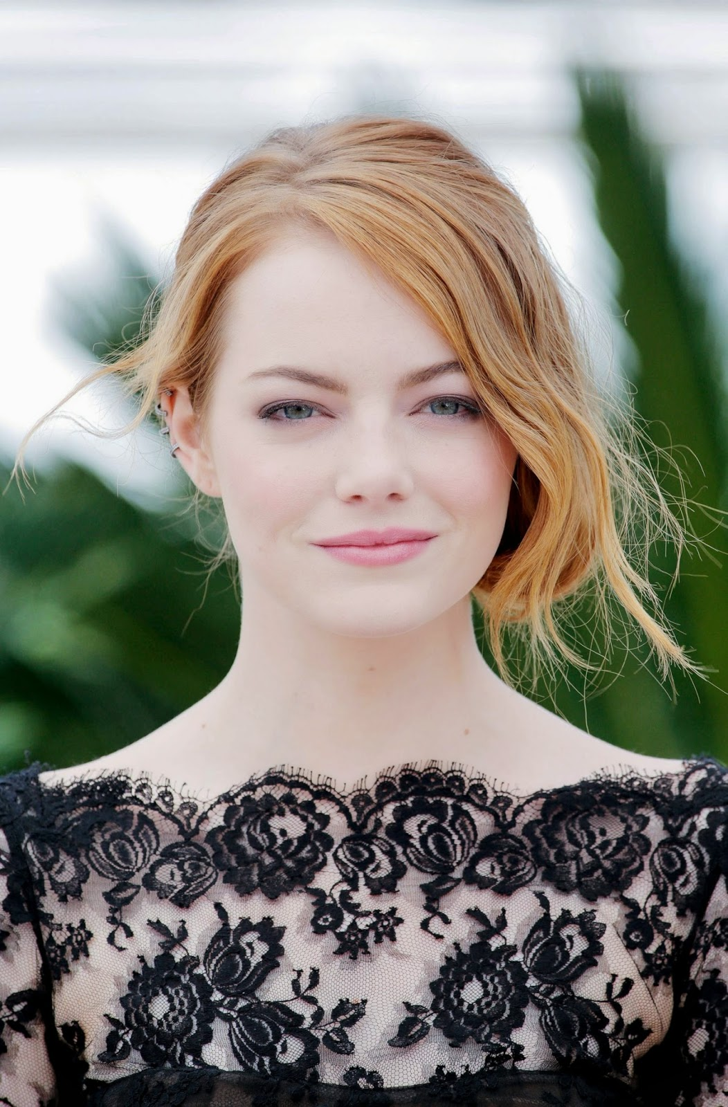 Emma Stone in Cocktail Dress – 'Irrational Man' Cannes Photocall ... Emma Stone
