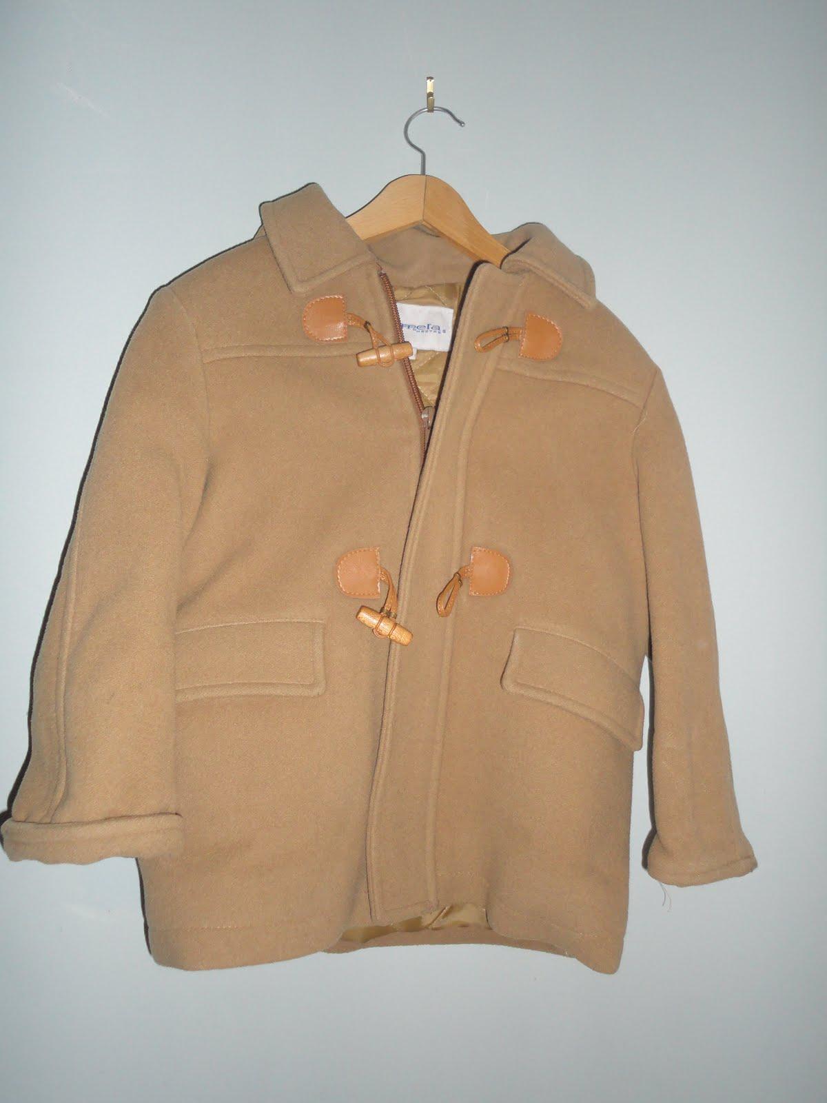 Compritas para los peques el mercadillo abrigo ni o - Compritas para los peques ...