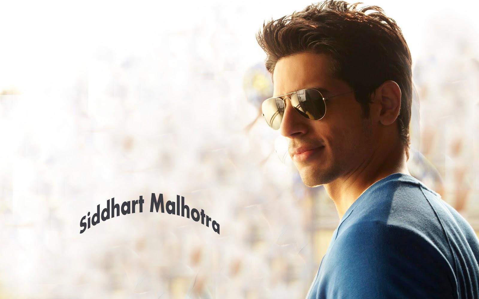 Siddharth Malhotra HD Wallpapers Free Download