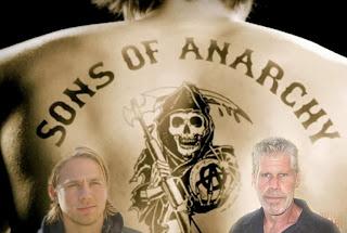 Sons of Anarchy Returns for Season 4 : SAMCRO vs. SAMTAZ