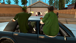 Happy New Year 2014 Grand Theft Auto:San Andreas ,