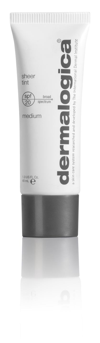 Dermalogica sheer tint cover tint with concealing coverage
