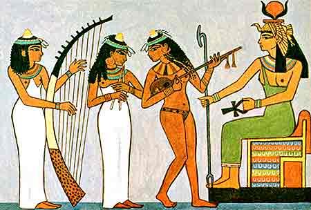 musica de mesopotamia: