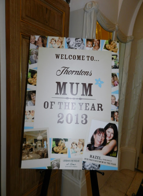 Thorntons Mum of the Year