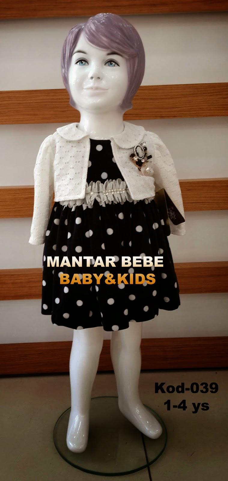 MANTAR BEBE ÇOCUK GİYİM - KOD039