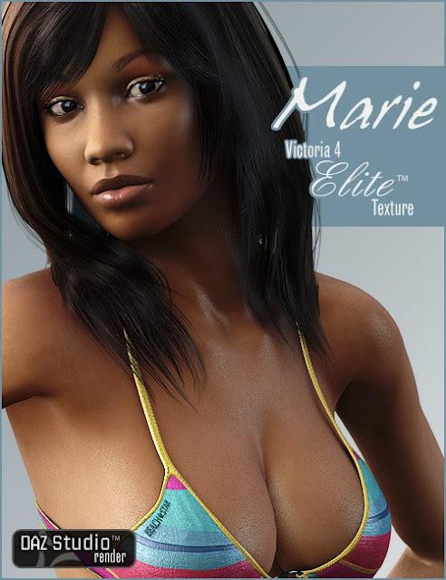 V4 Elite Texture: Marie