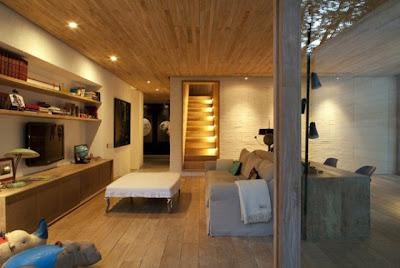 Rumah Seni Minimalis 3