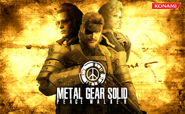 Metal Gear Solid Peace Walker Español ISO PSP