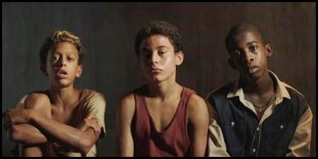 Los tres niños de Trash, ladrones de esperanza (Stephen Daldry, 2014)