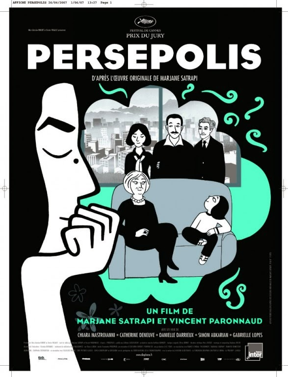 persepolis by marjane satrapi essay Persepolis also shows/ explains to us how violence is never the answer nor is it acceptable marjane satrapi gives us a better understanding of violence never solves anything, and violence is never the answer.