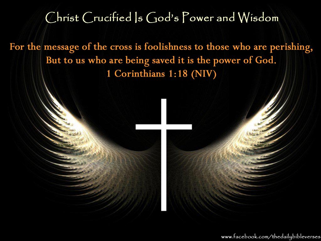 1 Corinthians 1 18 Cross Images