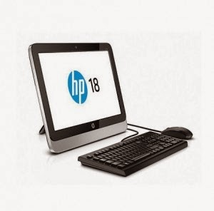HP Pavillion All in one 18-5200IN Desktop for Rs.22744 at Ebay : BuyToEarn
