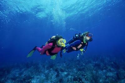 جولات سياحية في انطاليا تركيا, رحلة غوص في انطاليا