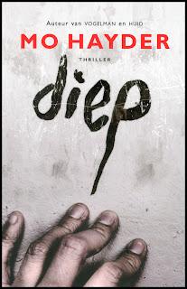 Diep Mo Hayder cover