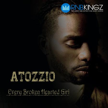 ATOZZIO - EVERY PIECE OF MY HEART LYRICS