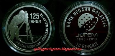 125 TAHUN JUPEM (2010)