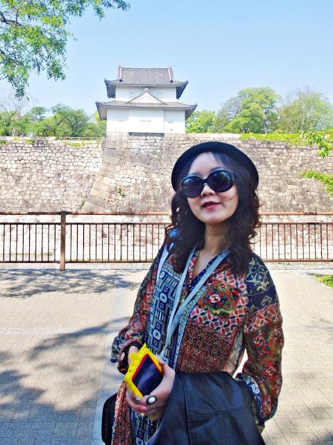 www.meheartseoul.blogspot.sg | Osaka Castle (大坂城)