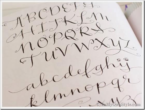 Artistic Handwriting