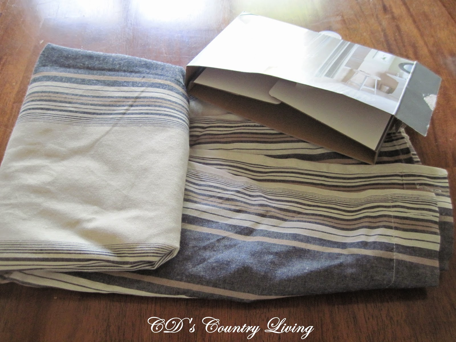 No Sew Outdoor Cushion Covers