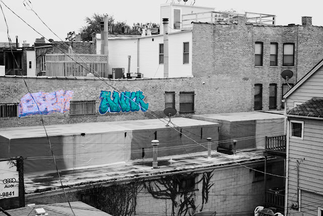 EDEM ANKR Chicago Graffiti