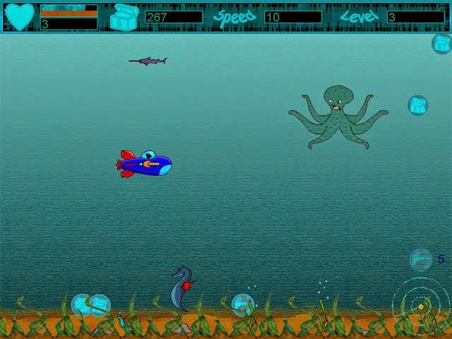 Fantasi Submarine