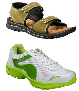 Yepme Sandals & Sports Shoes Combo for Rs.639 Only