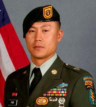 Sgt First Class Daehan Park