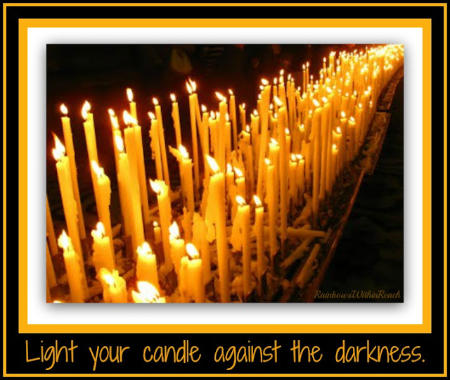 photo of: Light Your Candle