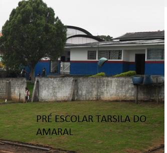 ESCOLA TARSILA DO AMARAL  COLORADO
