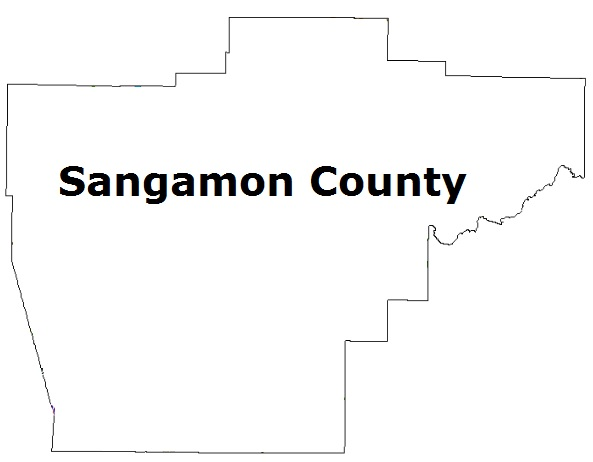 sangamon county The sangamon county clerk provides a variety of services to voters, record keeping of proceedings of the county board, record keeper for births, marriages and deaths, and responsible for setting values of capital township property in springfield, illinois and sangamon county.