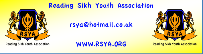 Reading Sikh Youth Association (RSYA)