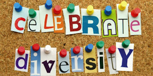 April is Celebrate Diversity Month