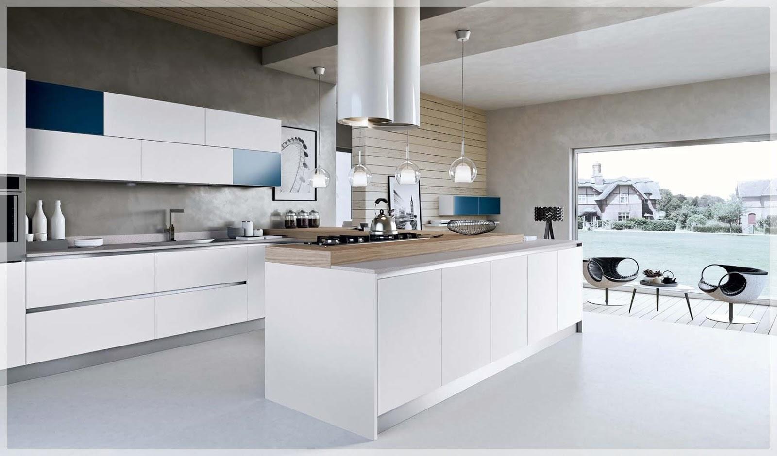 Kjøkken design som - interiør inspirasjon