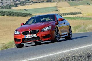 BMW M6 marketing