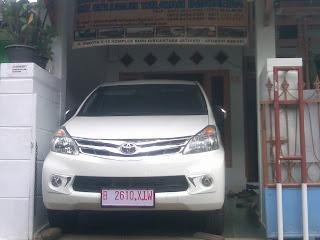 Pengiriman Toyota avanza Provit Jakarta ke Pontianak