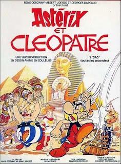 Asterix y Cleopatra (Astérix et Cléopâtre) (1968) Español Latino