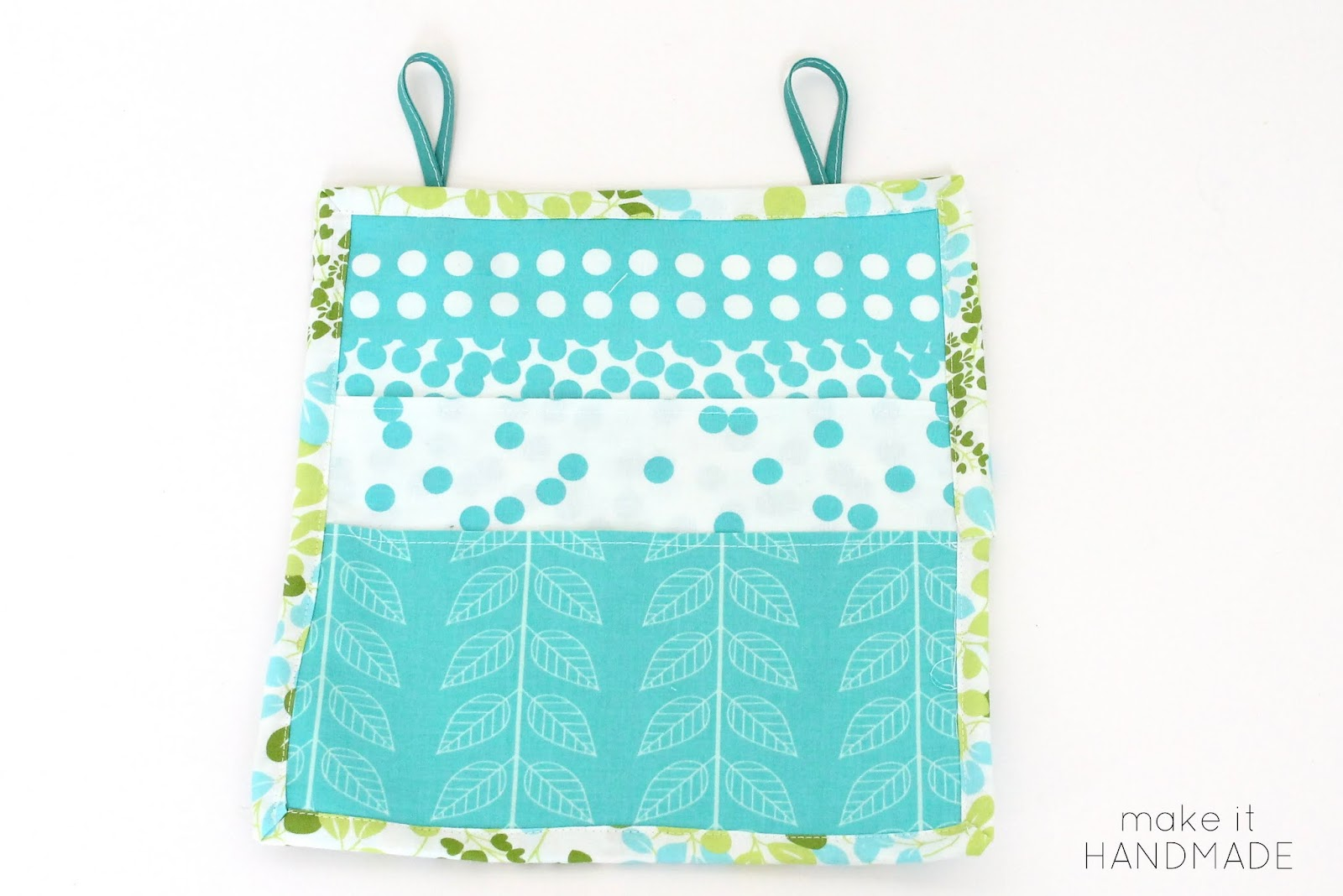 Make It Handmade: Easy Sewing Pattern: The Anything Caddy