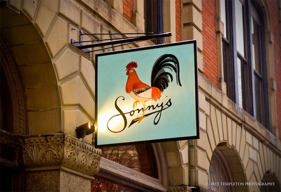 Sonny S Portland Drink Menu