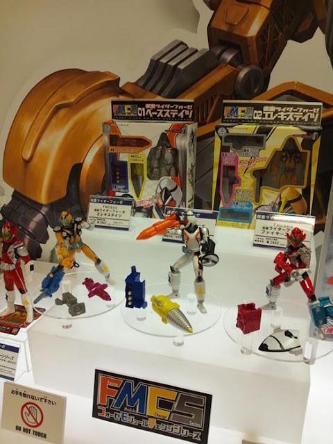 Kamen Rider Fourze F.M.C.S. Series images