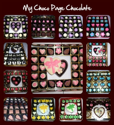 My Choco Page