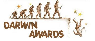 teoría del macho idiota, premios Darwin, columna Josetxu,