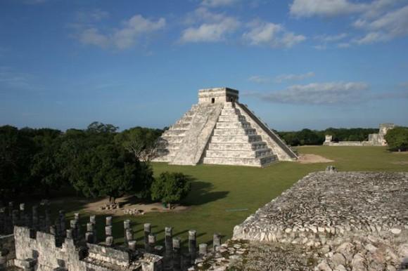chichen itza satu dari 11 sisa peradaban yang pernah hilang
