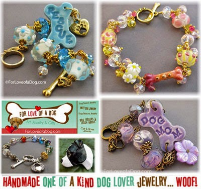 Talking Dogs is the official blog of For Love of a Dog Jewelry